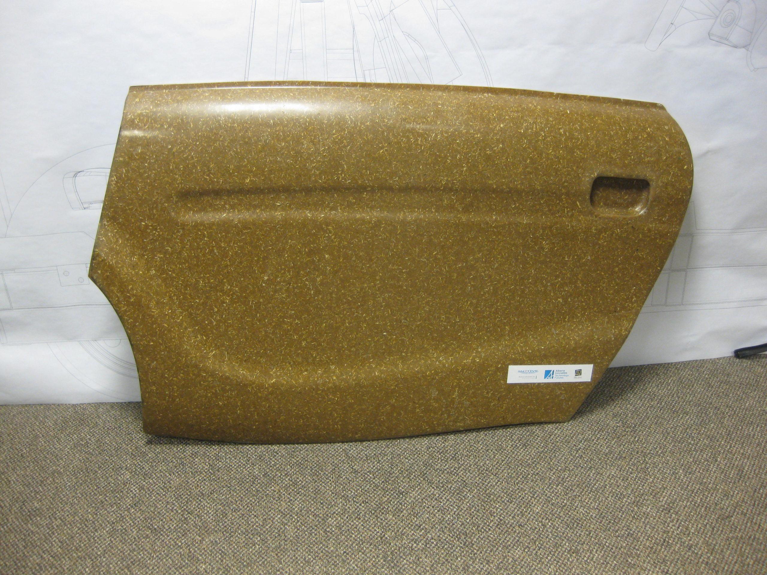 hemp composite material