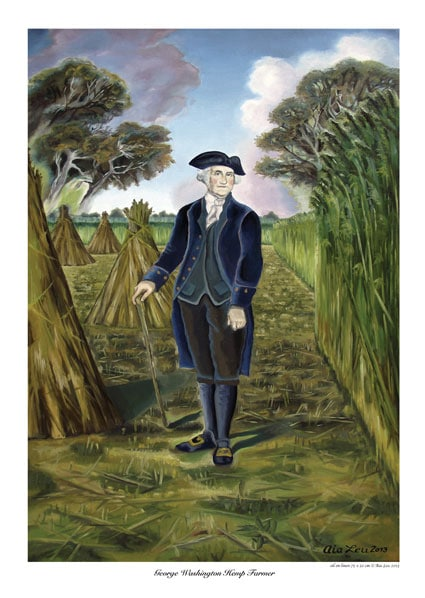 George Washington Hemp
