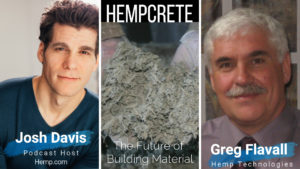 Video-hemp and Hempcrete as a building material
